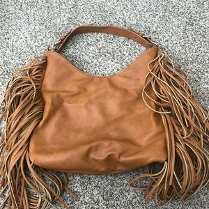 Handbags - Fringe purse